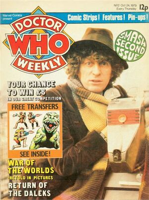 Doctor Who Weekly Vol 1 2
