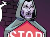 Doombot (Doom-Head) (Earth-616)