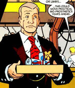 Edwin Jarvis (Earth-730834) from Avengers United They Stand Vol 1 1 0001