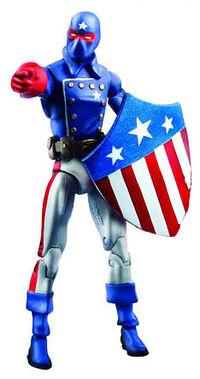 Elijah Bradley (Earth-616) from Marvel Universe (Toys) Series 4 Wave XVIII 0001