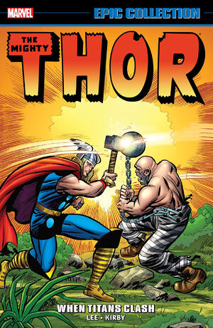 Epic Collection Thor Vol 1 2