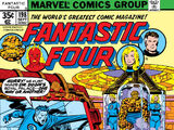 Fantastic Four Vol 1 198