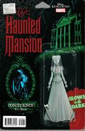 Haunted Mansion Vol 1 1 Action Figure Variant