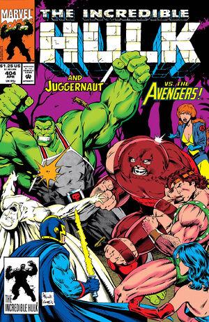 Incredible Hulk Vol 1 404
