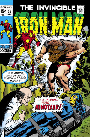 Iron Man Vol 1 24
