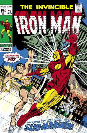 Iron Man Vol 1 25
