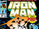 Iron Man Vol 1 263