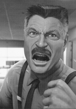 John Jonah Jameson (Earth-1048) from Marvel's Spider-Man (video game) promo art 001