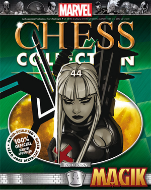Marvel Chess Collection Vol 1 44