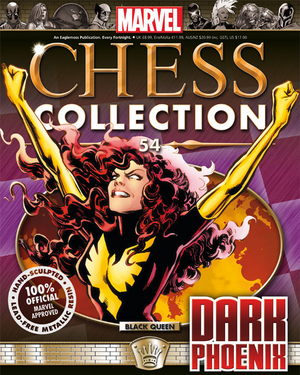 Marvel Chess Collection Vol 1 54