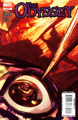 Marvel Illustrated The Odyssey Vol 1 3