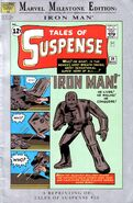 Marvel Milestone Edition Tales of Suspense Vol 1 39