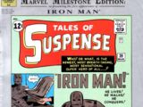 Marvel Milestone Edition: Tales of Suspense Vol 1 39