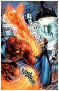 Demogoblin vs Fantastic Four USM 104