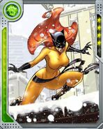 Patricia Walker (Earth-616) from Marvel War of Heroes 005