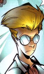 Proctor (Earth-616) from Venom Vol 1 13 001