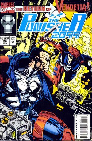Punisher 2099 Vol 1 20