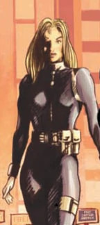 Sharon Carter (Earth-9230) from What If Fallen Son Vol 1 1 001