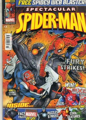 Spectacular Spider-Man (UK) Vol 1 133