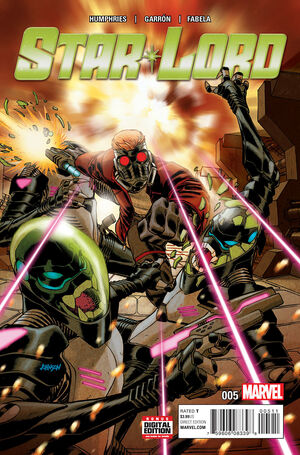 Star-Lord Vol 1 5