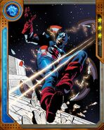 Steven Rogers (Earth-616) from Marvel War of Heroes 022