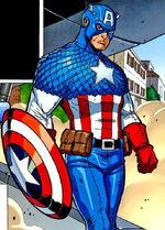 Steven Rogers (Earth-9411) Spectacular Spider-Man (UK) Vol 1 160