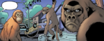Super-Apes (Earth-38831) from Marvel Apes Grunt Line Special Vol 1 1