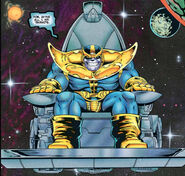 Thanos (Earth-616) from Thanos Quest Vol 1 1 0001
