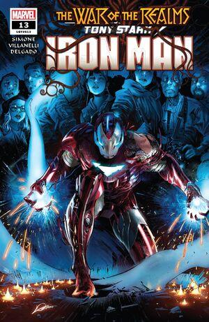 Tony Stark Iron Man Vol 1 13