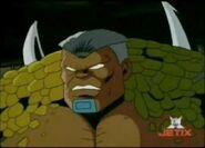 Tusk (Mutant) (Earth-92131) from X-Men The Animated Series Season 4 15 001