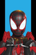 Ultimate Comics Spider-Man Vol 1 11 Textless