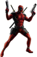 Wade Wilson (Earth-12131) from Marvel Avengers Alliance 002