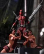 Wade Wilson (Earth-13625) from Deadpool (video game) 003