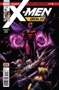 X-Men Gold Vol 2 14