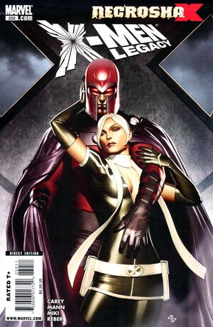 X-Men Legacy Vol 1 232