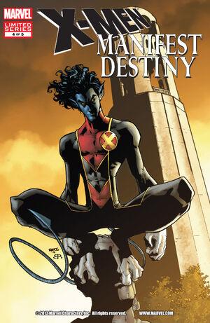 X-Men Manifest Destiny Vol 1 4