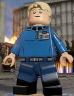 Agent Williams (Earth-13122) from LEGO Marvel's Avengers 0001