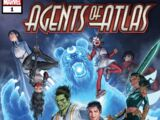 Agents of Atlas Vol 3 1