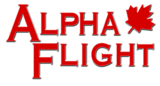 Alpha Flight Vol 3 Logo
