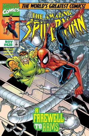 Amazing Spider-Man Vol 1 428