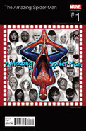 Amazing Spider-Man Vol 4 1 Hip-Hop Variant