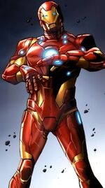 Anthony Stark (Earth-97161) from Avengers vs. Pet Avengers Vol 1 3 001