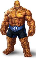 Benjamin Grimm (Earth-TRN012) from Marvel Future Fight 002