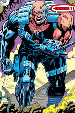 Berserker 7 (Earth-616) from Iron Man Vol 1 292 0001