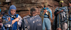 Border Tribe (Earth-199999) from Black Panther (film)