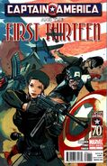 Captain America and the First Thirteen Vol 1 1