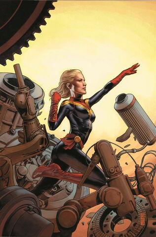 File:Captain Marvel Vol 8 2 Jones Variant Textless.jpg