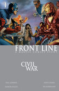 Civil War Front Line Vol 1 1
