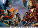 Civil War: Front Line Vol 1 1
