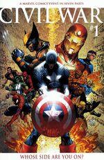 Civil War Vol 1 1 Turner Variant